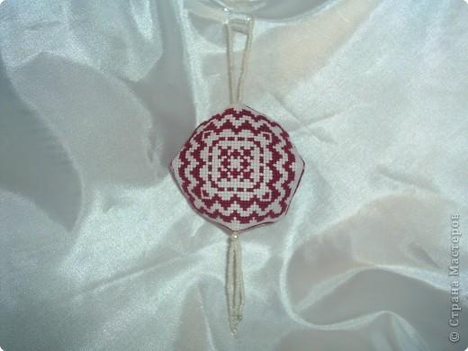 Вышивка крестом: Бискорню фото 2