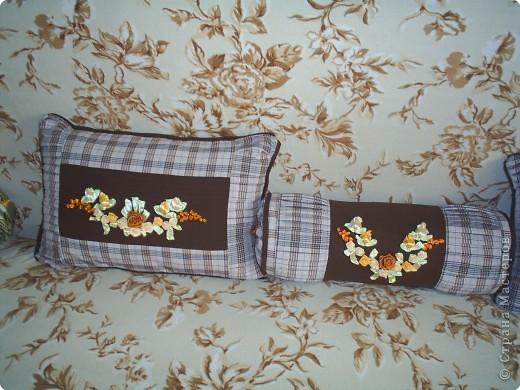 Вышивка: Вышивка шелковыми лентами фото 2