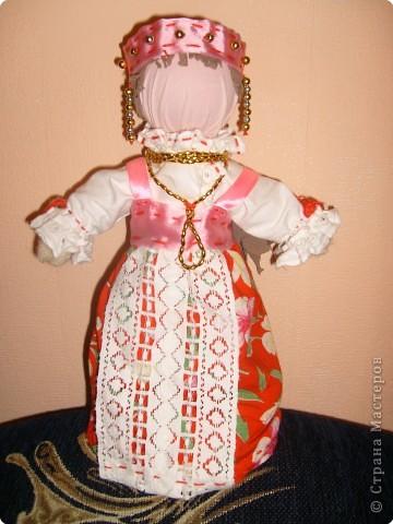 Шитьё: кукла оберег