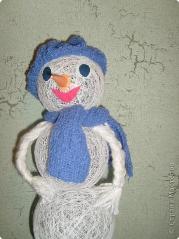 Моделирование: Снегов Снеговик Снегович