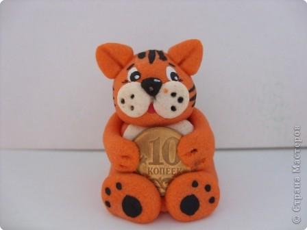 Наступает Новый год!  В лапы Тигр власть берет.   фото 2