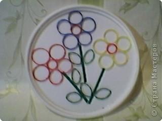 Три цветка, три друга!