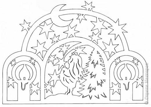 Говорят, когда видишь падающую звезду с неба можно загадать желание и оно обязательно исполнится. Глядя на эту картинку хочется верить, что чудеса сбываются. фото 2