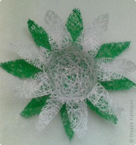 Квиллинг, оригами. Материал: бумага, нитки. фото 2
