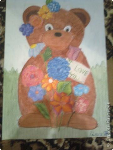 Рисование и живопись: МедвезонОК