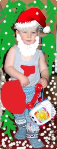 Деда Мороза вызывали? :))