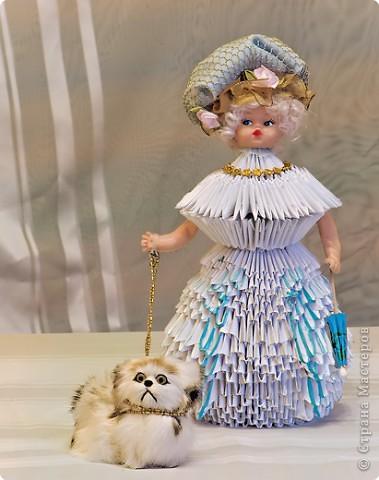 Чеховская дама с собачкой