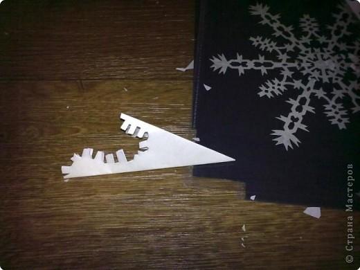 Вырезание: Снежинки фото 8