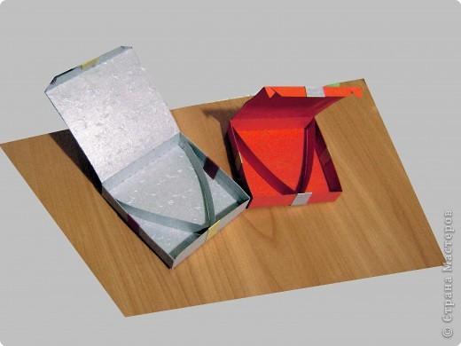 Новогодние коробочки для подарков фото 6