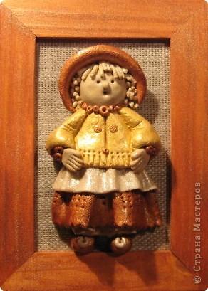 кукла из соленого теста фото 3