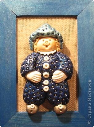 кукла из соленого теста фото 4