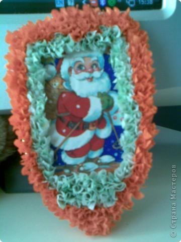 Дед Мороз идет фото 1