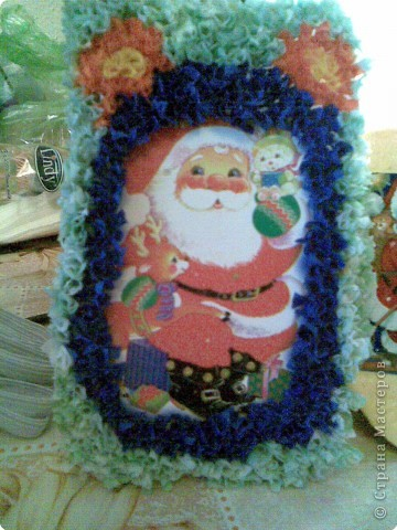 Дед Мороз идет фото 2