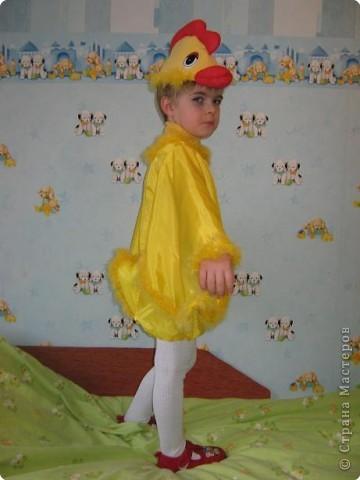 Шитьё: Мой цыпленок)) фото 2