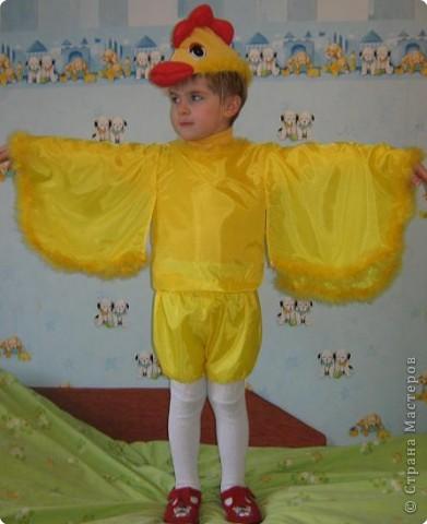Шитьё: Мой цыпленок)) фото 1