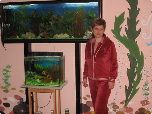 пердвигая мебель...решила натворить.... (лето 2008г) фото 2