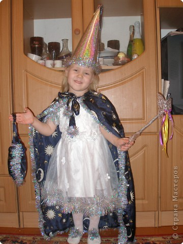 Шитьё: новогодний костюм фото 2