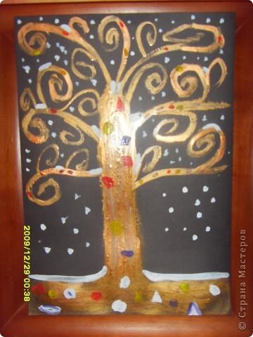 Рисование и живопись: Дерево чудес. фото 1