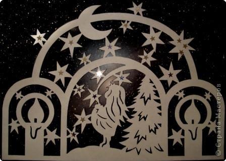 Говорят, когда видишь падающую звезду с неба можно загадать желание и оно обязательно исполнится. Глядя на эту картинку хочется верить, что чудеса сбываются. фото 1