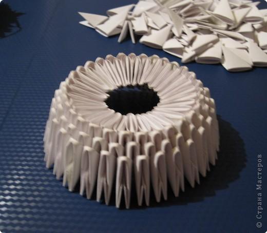 Мастер-класс Оригами китайское модульное Очень умная сова МК фото 2