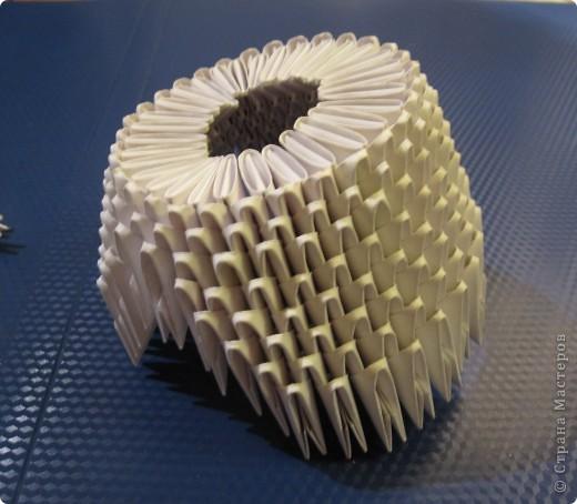 Мастер-класс Оригами китайское модульное Очень умная сова МК фото 5