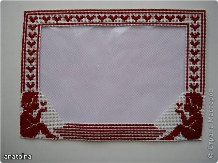 Вышивка крестом Рамки для