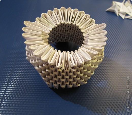 Мастер-класс Оригами китайское модульное Очень умная сова МК фото 8