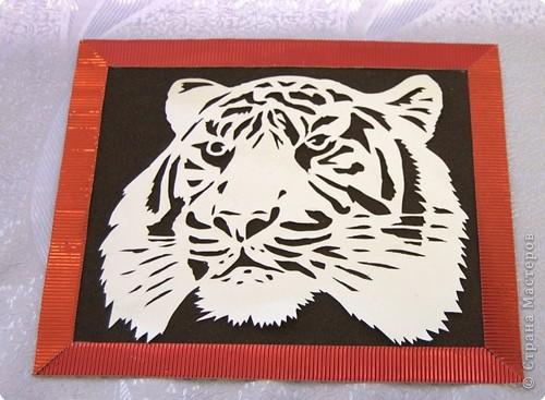 """Приглашаю вас  полюбоваться тиграми, сделанными учащимися нашей школы Это """"солнышко"""" связала Сысоева Яна фото 6"""