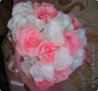 Букет роз! В День рождения! фото 1