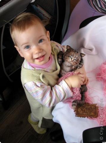 Шитьё: Кошка-балдежница :))))) фото 7