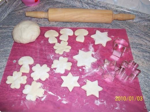 Печенье во фритюре. фото 3