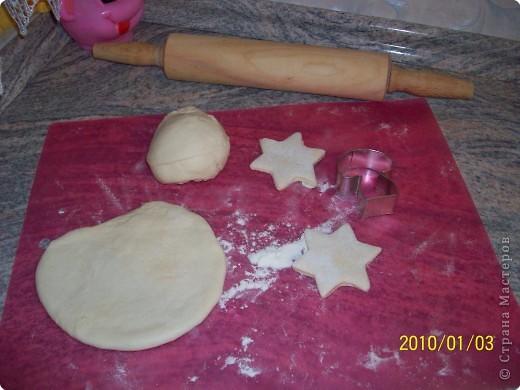 Печенье во фритюре. фото 2