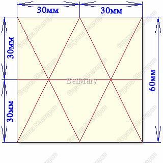 Флексагоны - это многоугольники, сложенные из полосок бумаги прямоугольной или более сложной, изогнутой формы, которые обладают удивительным свойством: при перегибании флексагонов их наружные поверхности скрываются внутри, а ранее скрытые поверхности выходят наружу. фото 3
