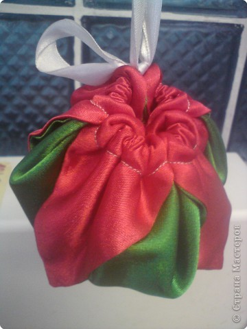 Предлагаю Вашему вниманию упаковку для небольшого подарка вот такой  мешочек. фото 1