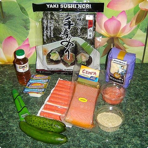 Кулинария Мастер-класс Рецепт кулинарный Готовим роллы дома Продукты пищевые фото 2