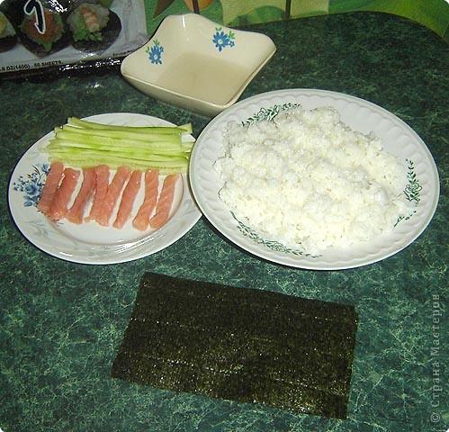 Кулинария Мастер-класс Рецепт кулинарный Готовим роллы дома Продукты пищевые фото 4