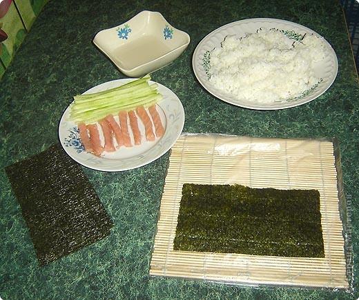 Кулинария Мастер-класс Рецепт кулинарный Готовим роллы дома Продукты пищевые фото 5