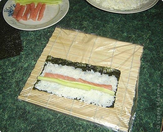 Кулинария Мастер-класс Рецепт кулинарный Готовим роллы дома Продукты пищевые фото 8