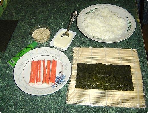 Вкусные и недорогие роллы, приготовленные в домашних условиях =) фото 13