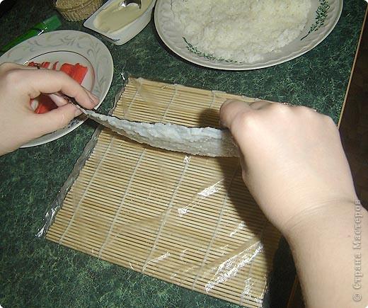 Кулинария Мастер-класс Рецепт кулинарный Готовим роллы дома Продукты пищевые фото 15