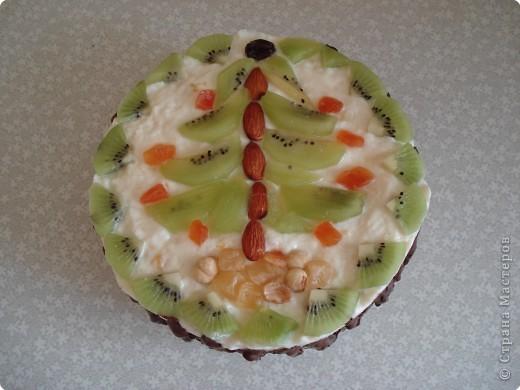 Новогодний тортик фото 2