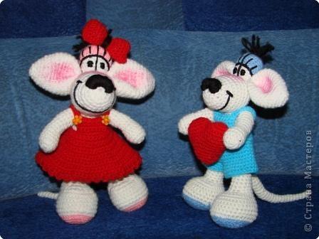 Вязание крючком: Вот это любовь... фото 3
