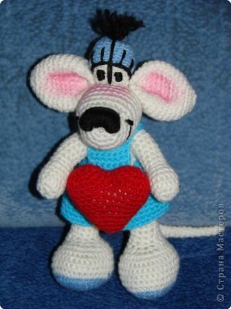 Вязание крючком: Вот это любовь... фото 2