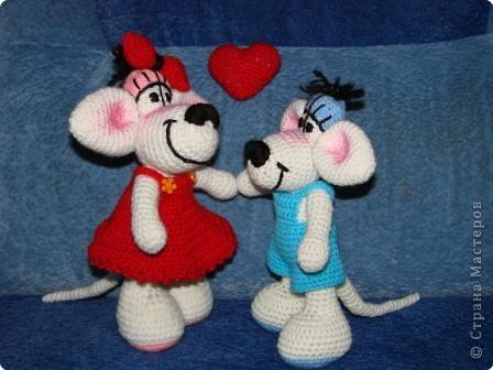 Вязание крючком: Вот это любовь... фото 4
