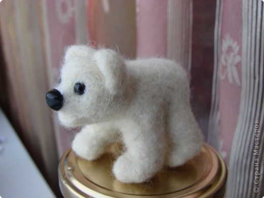 Вот Владушкин полярный мишка. фото 2