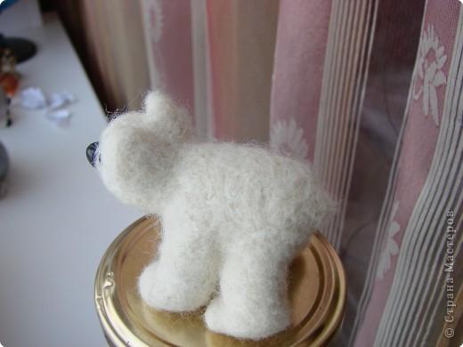 Вот Владушкин полярный мишка. фото 3