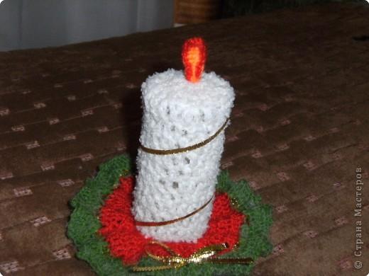 Свеча горела на столе, свеча горела... фото 1