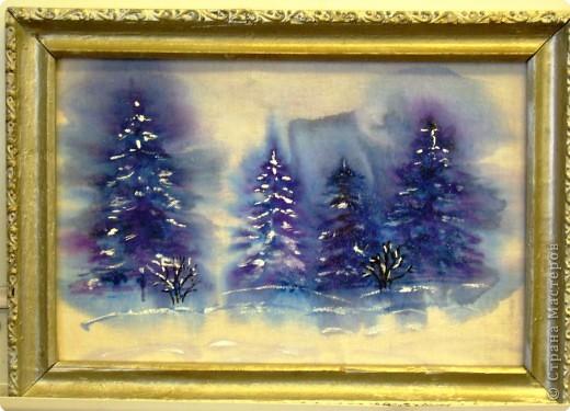 Зимний лес  фото 1