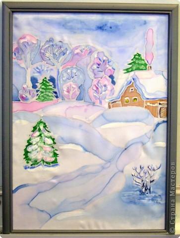 Зимний лес  фото 2