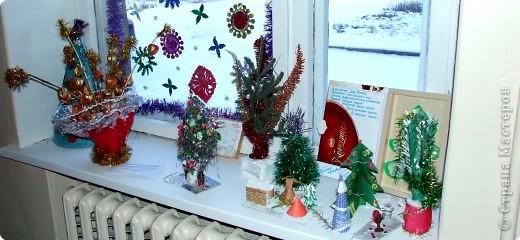 """Выставку """"Новогодний букет"""" к прошедшему Новому году организовал Центр внешкольной работы (фото из архива). фото 1"""